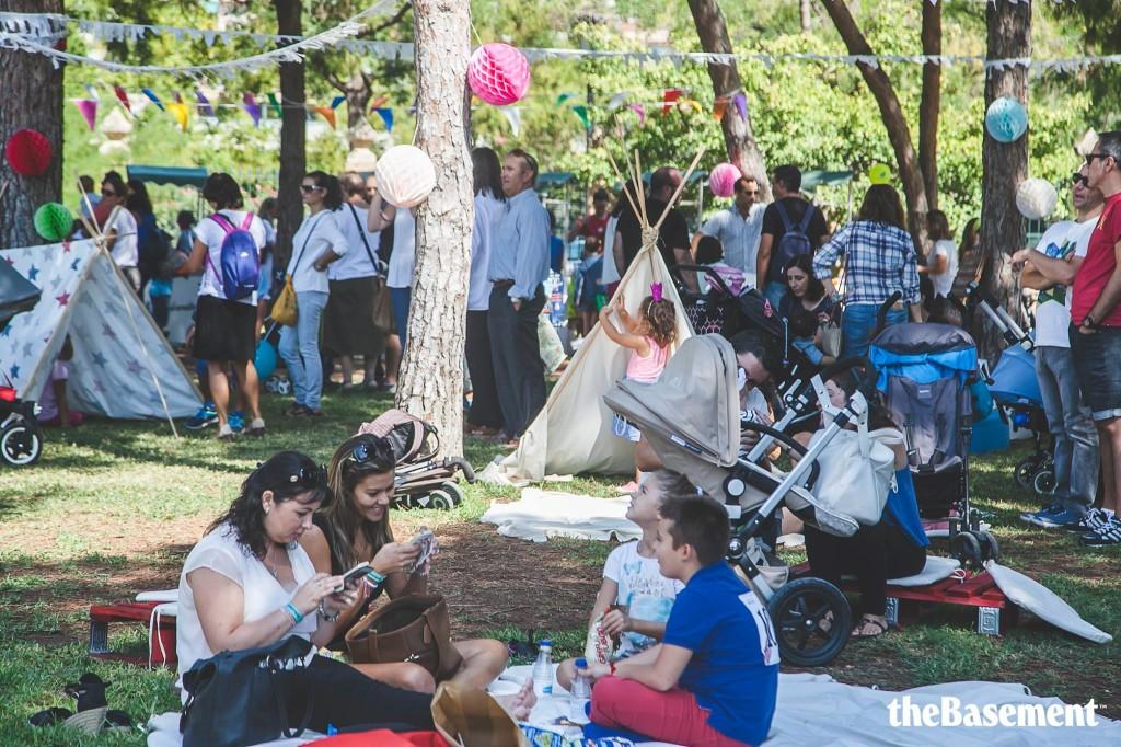 theBasement - Día de Parque