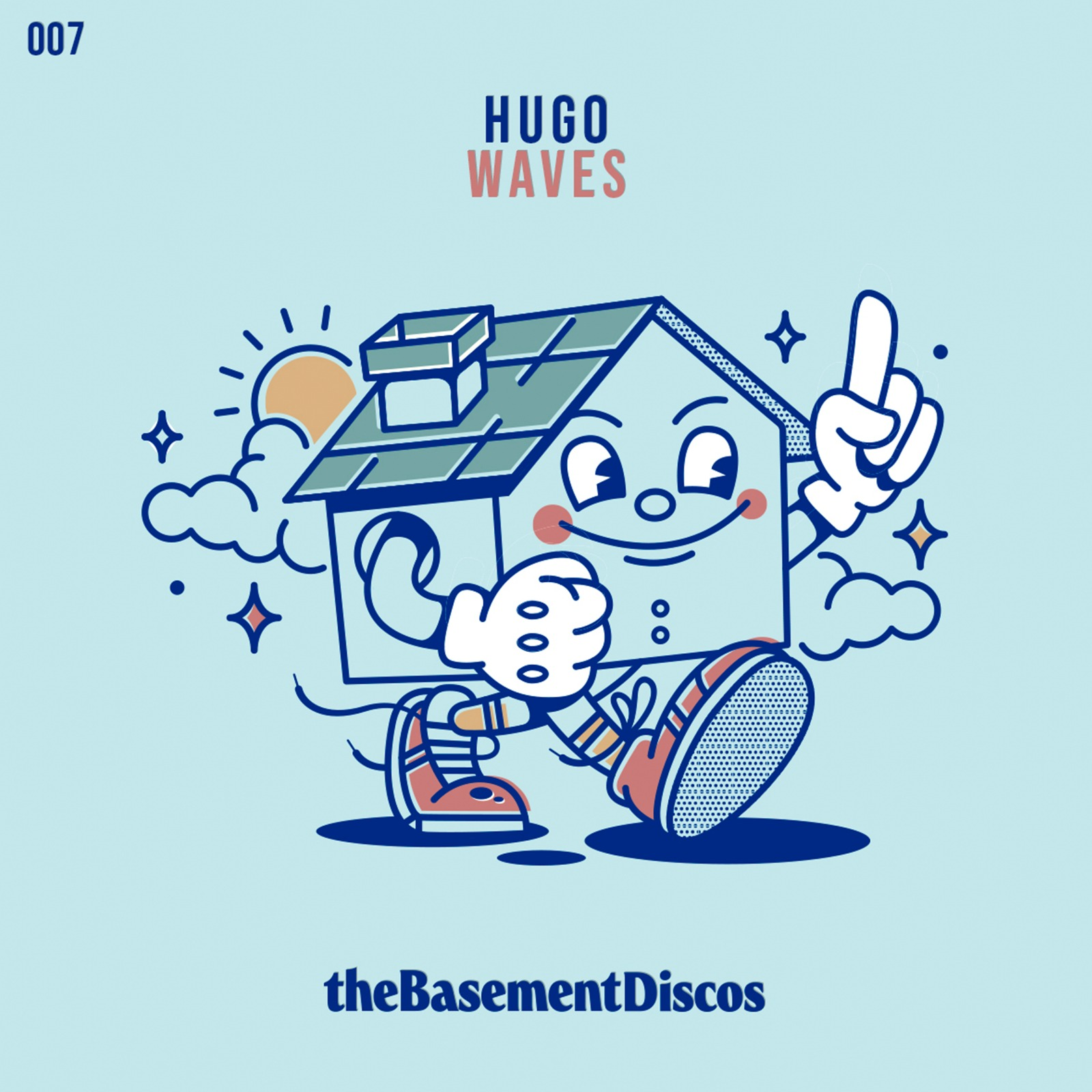 HUGO WAVES